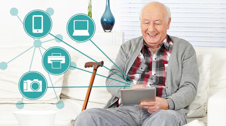 Geräte sicher verbinden, Möglichkeiten nutzen