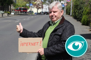 Onkel Paul goes Internet