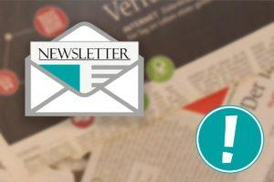 Immer gut informiert – Newsletter der Verbraucherzentrale
