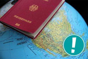 Frage nach Social-Media-Konten bei Einreise in die USA