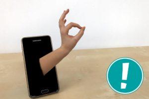 Smartphones souverän nutzen