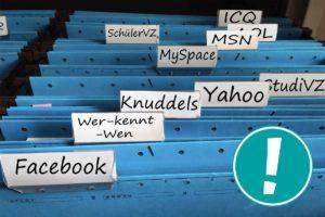 Karteileichen im Netz – Auf den Spuren der vergessenen Konten