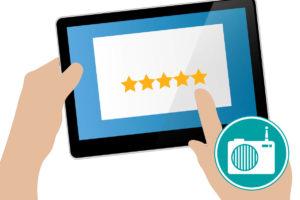 Kundenbewertungen im Netz