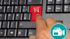 Wie lange gibt es schon die Möglichkeit online einzukaufen?