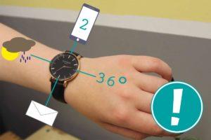 Wenn Uhren und Fitnessarmbänder Daten sammeln