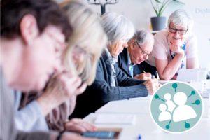 Senioren-Tablet statt Seniorenteller