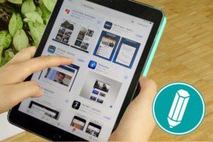 Wie bekomme ich eine App aufs Smartphone oder Tablet? (Apple iOS)
