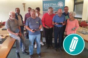 Gemeinsam die digitale Welt entdecken